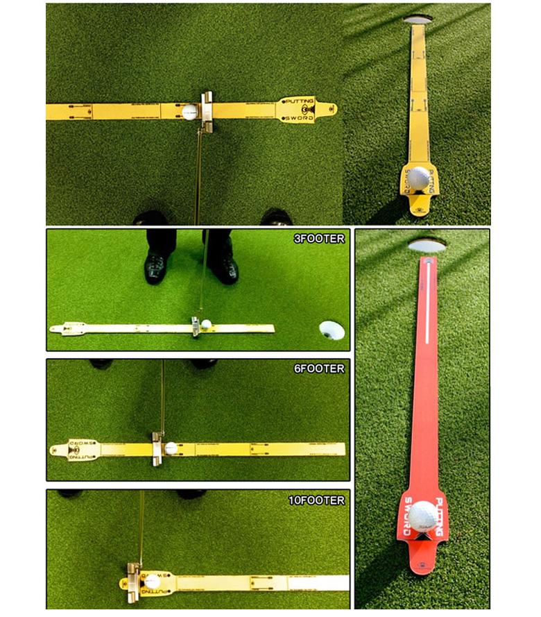 アイライン ゴルフ PUTTING SWORD ELG-SW22