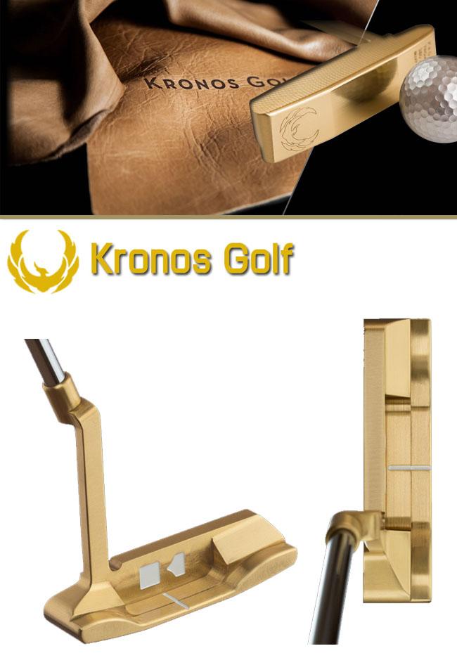 クロノス ゴルフ トロンボーン パター