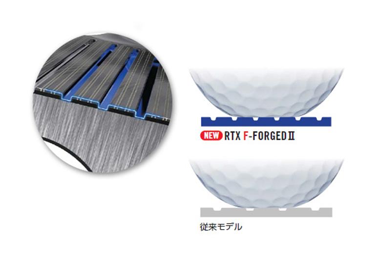 RTX F フォージドII ウェッジ