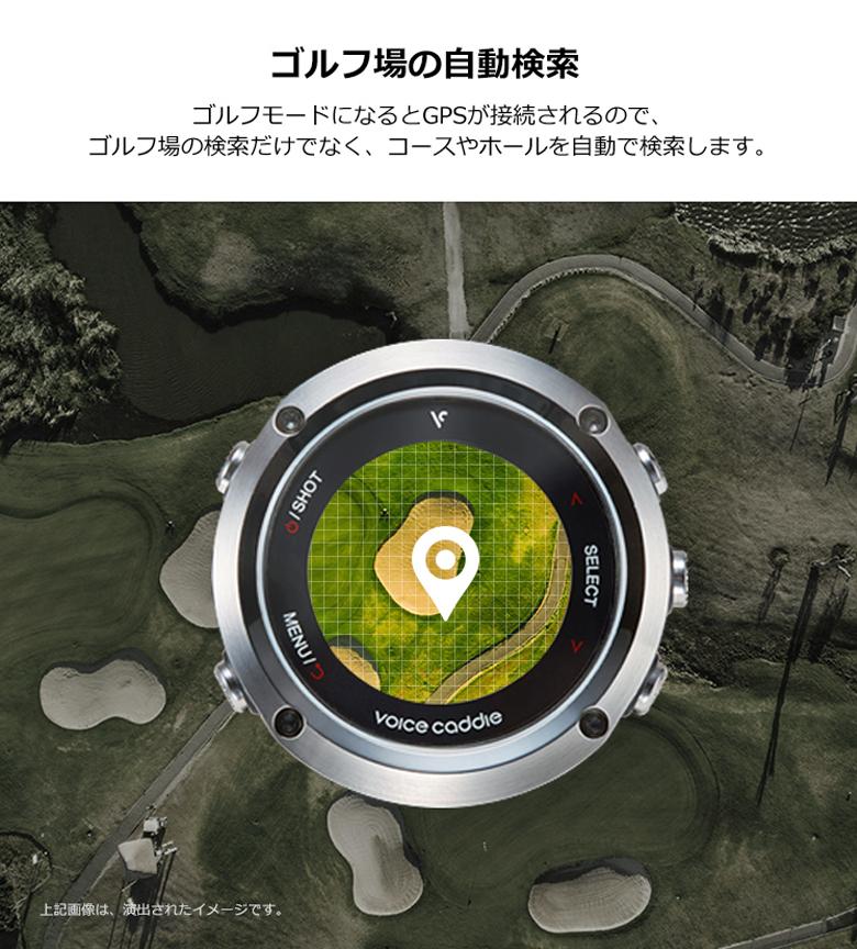 ボイスキャディ GPS