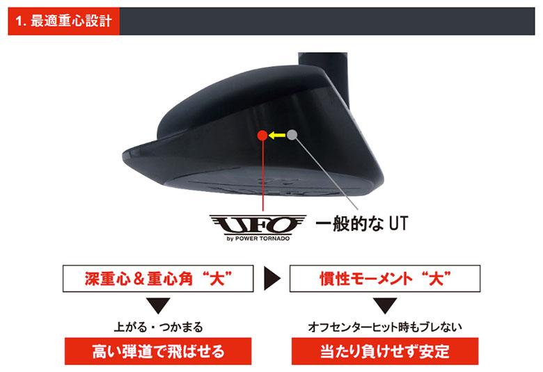 キャスコ UFOユーティリティー
