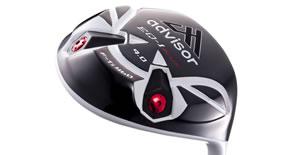 アドバイザー ゴルフ EQ-1プラス